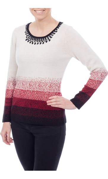Anna Rose Sparkle Fall Top