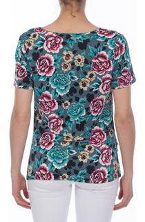 Anna Rose All Over Floral Top