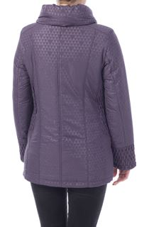 Anna Rose Triangle Shimmer Coat - Amethyst