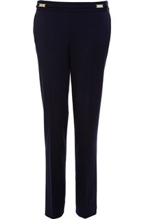 Anna Rose Everyday 27 Inch  Trousers - Navy