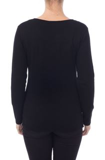 Anna Rose Colour Block Knit Top