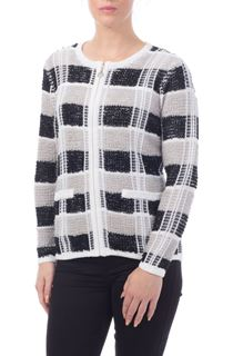 Anna Rose Stripe Cardigan