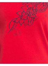 Anna Rose Embroidered T Shirt