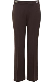 Anna Rose Everyday 29 Inch  Trousers - Choc