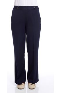 Anna Rose 27 Inch Trousers - Black