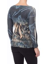 Sublimation Print Knit