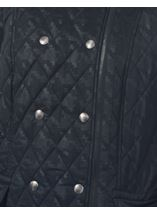 Embossed Dogtooth Coat