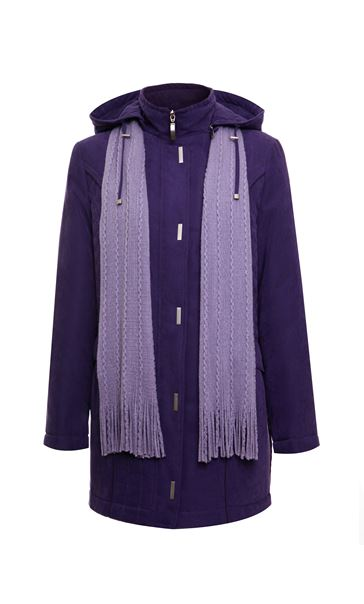Anna Rose Casual Coat