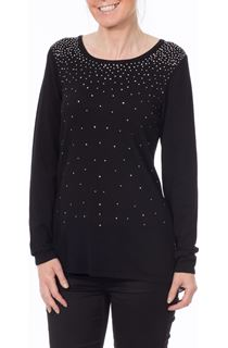 Diamante Knit Top
