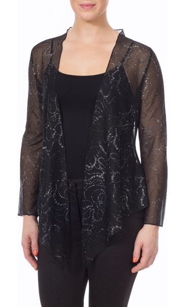 Anna Rose Mesh Cover Up