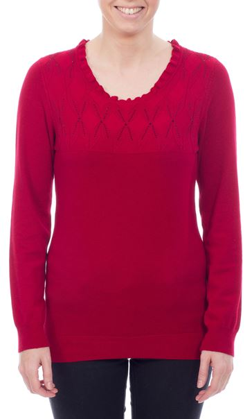 Anna Rose Knit Top