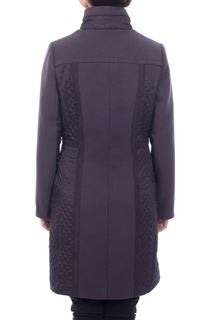 Anna Rose Diamond Stitch Coat