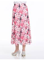 Anna Rose Pretty Floral Skirt