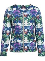 Botanical Quilt Jacket