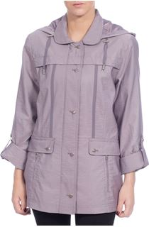 Anna Rose Lavender Coat
