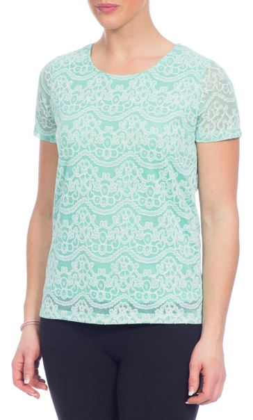 Anna Rose Double Layer Top