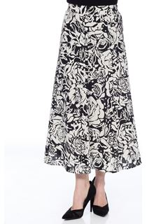 Anna Rose Monochrome Skirt