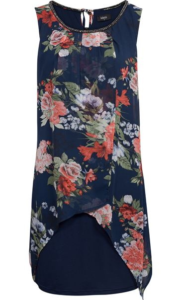 In Bloom Layered Dress