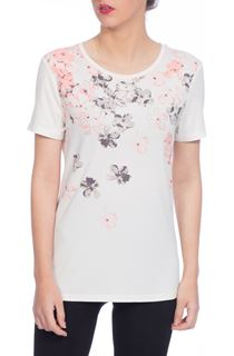 Anna Rose Floral Stamp Top