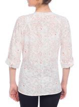Anna Rose Botanical Blouse