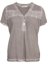 Anna Rose Washed Top