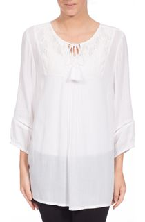 Anna Rose Peasant Top