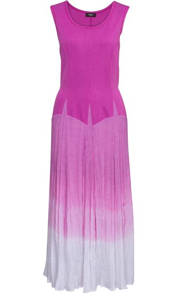Ombre Parachute Dress
