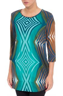 Printed Lightweight Tunic