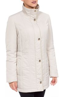 Anna Rose Padded Zip Coat