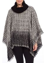 Cowl Neck Cape
