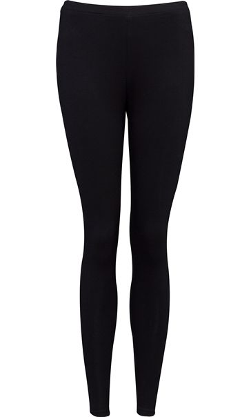 Full Length Jersey Leggings