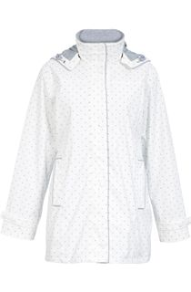 Anna Rose Waterproof Spot Coated Jacket