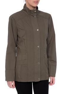Lightweight Cotton Jacket - Khaki